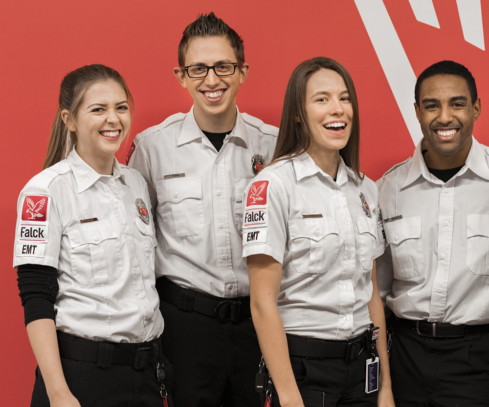 Falck UK Ambulance Services Limited -  2018 Gender Pay Reporting