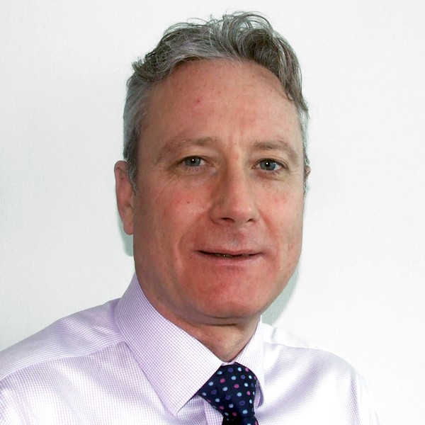 Photograph of Mark Raisbeck, Chief Executive Officer